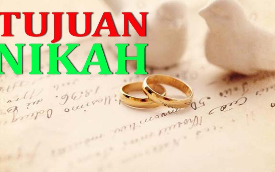 Survey VeyCat : Tujuan Menikah