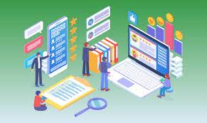 Survey Kepuasan Pelanggan dari Informasi Data Pelanggan