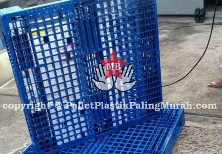 4 Alasan Memilih Pallet Plastik Untuk Operasional
